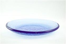 Appetizer Plate in Cobalt