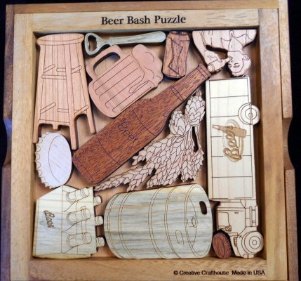 Beer Lovers puzzle