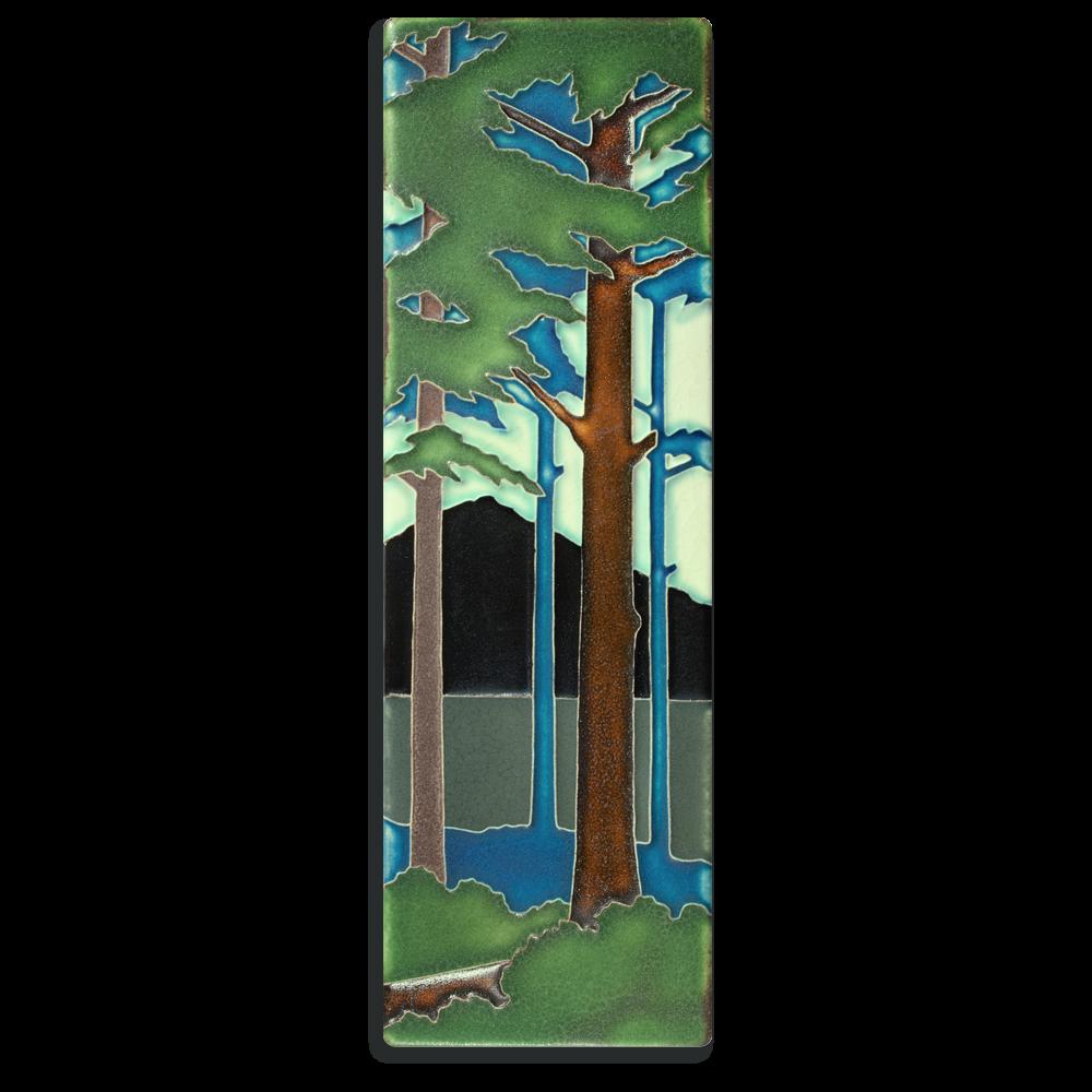 Pine Landscape 12x4 (V)