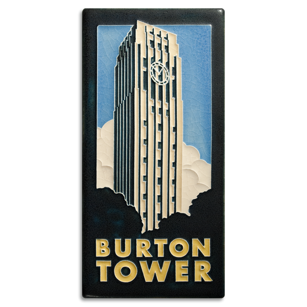 Burton Tower 4x8 Tile