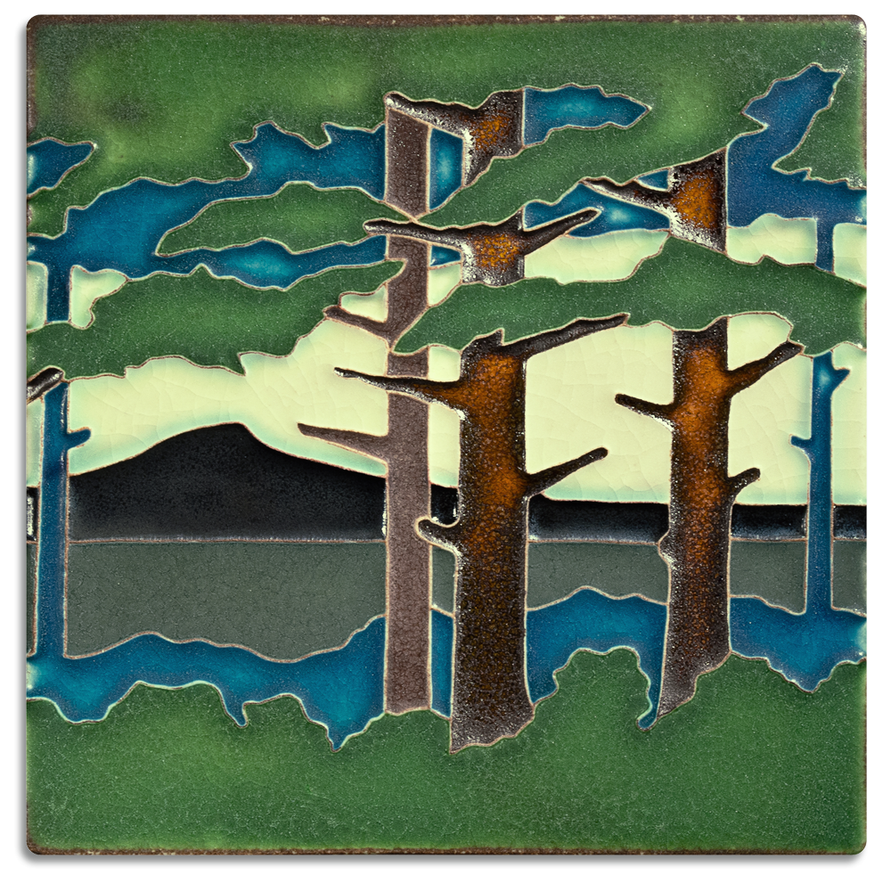 Pine Mountain 6x6 Tile