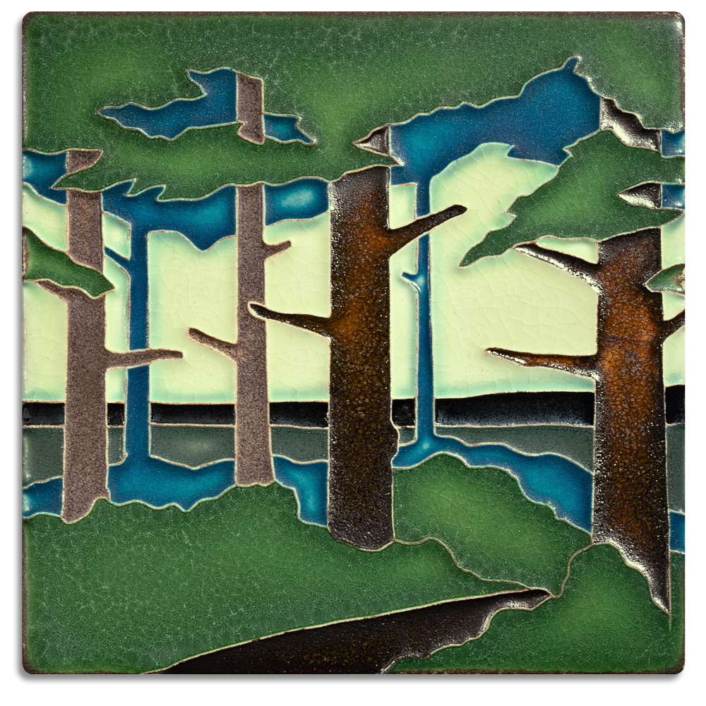 Pine Valley 6x6 Tile