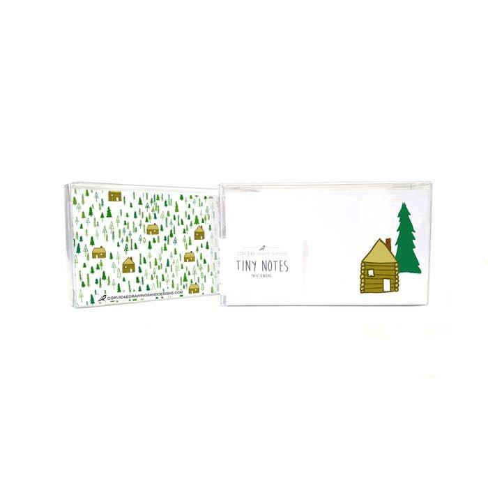 Tiny Notecard Box Set/50