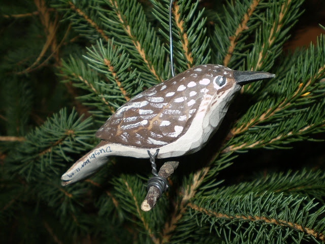 Brown Creeper (Hanging)