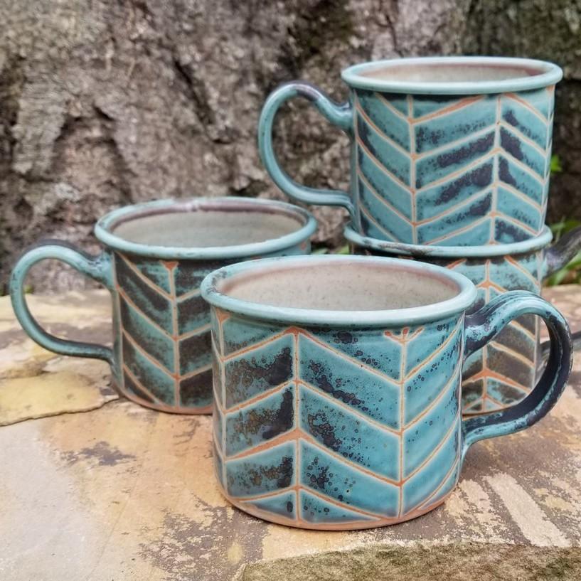 Ceramic Camping Mug