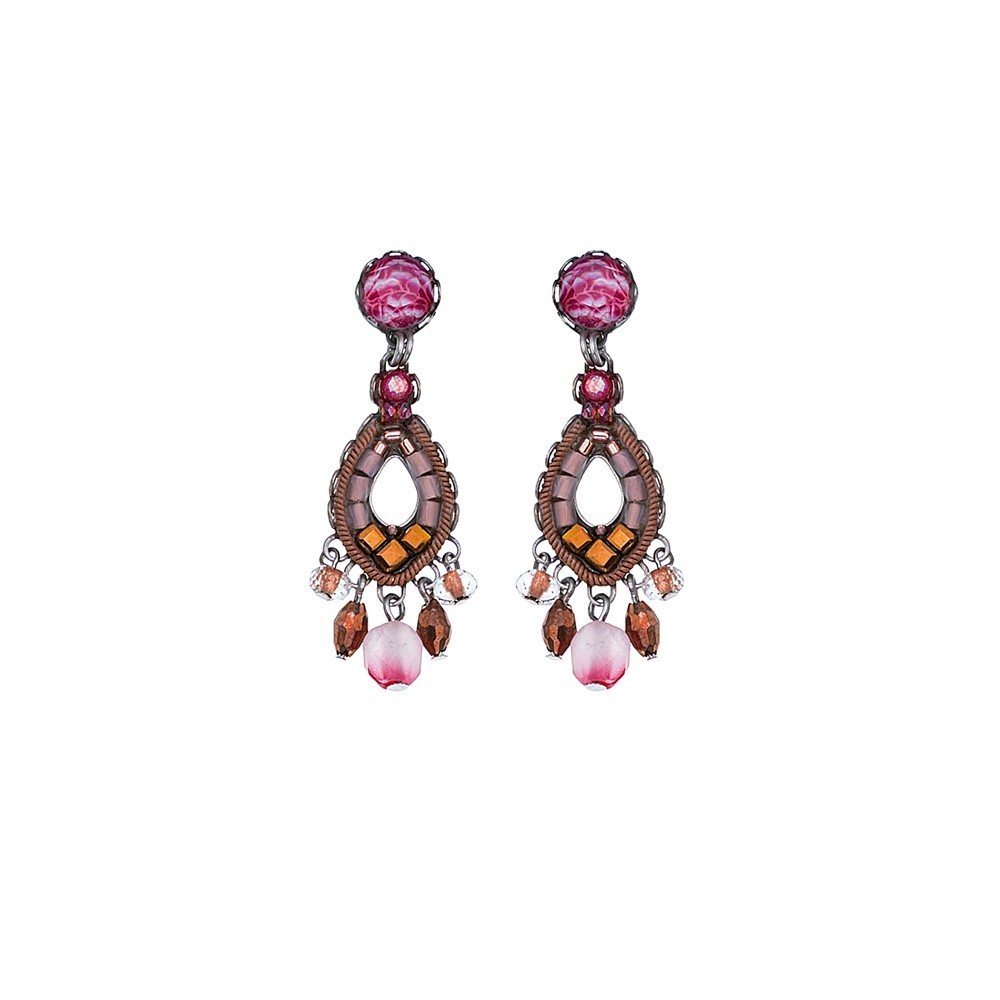 Secret Cave Sophia Earrings