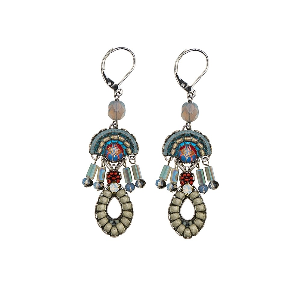 Blue Skies Savannah Earrings