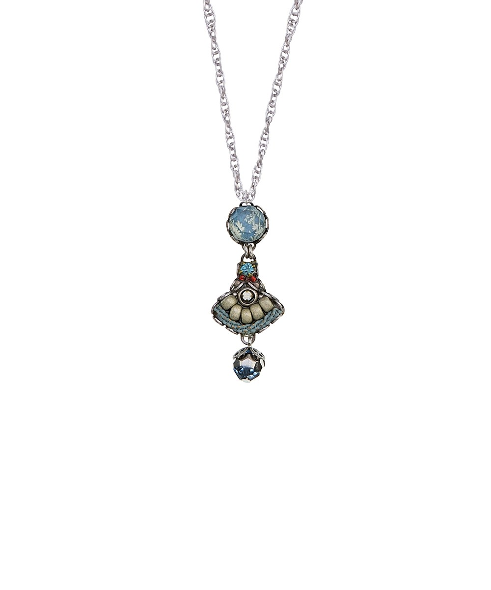 Blue Skies Reef Necklace