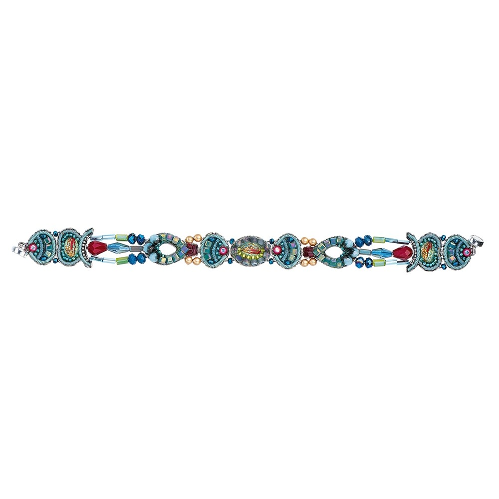 Turquoise Crown Medina Bracelet