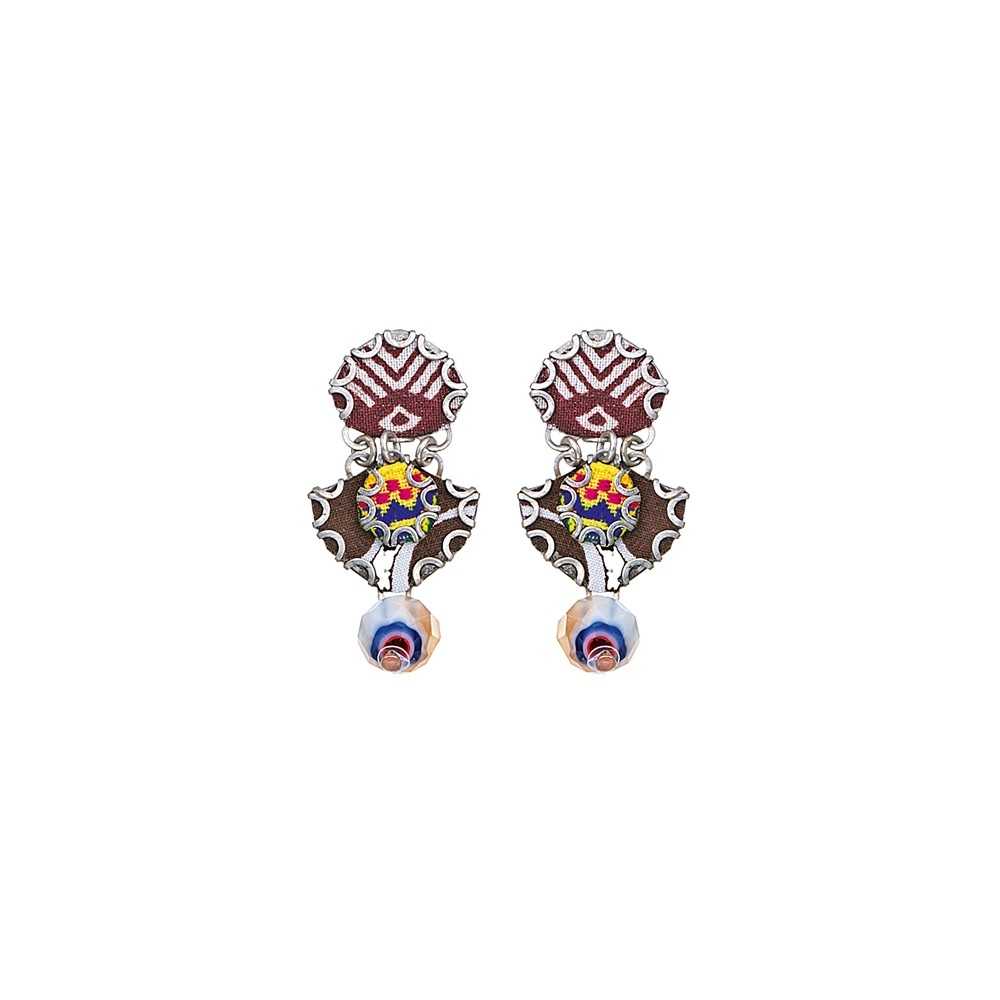 Treasure Island Anna Earrings