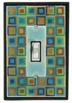 Art Glass Switchplate