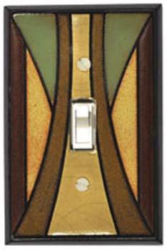 Craftsman Switchplate