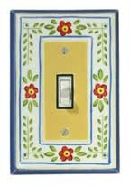 French Country Switchplate