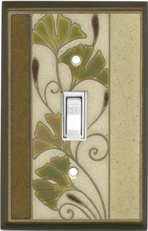 Gingko Switchplate