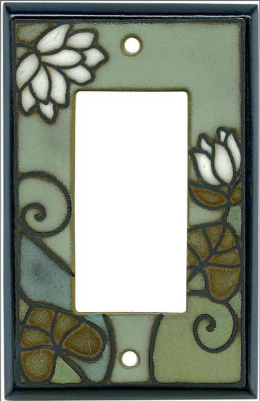 LIly Pad Switchplate