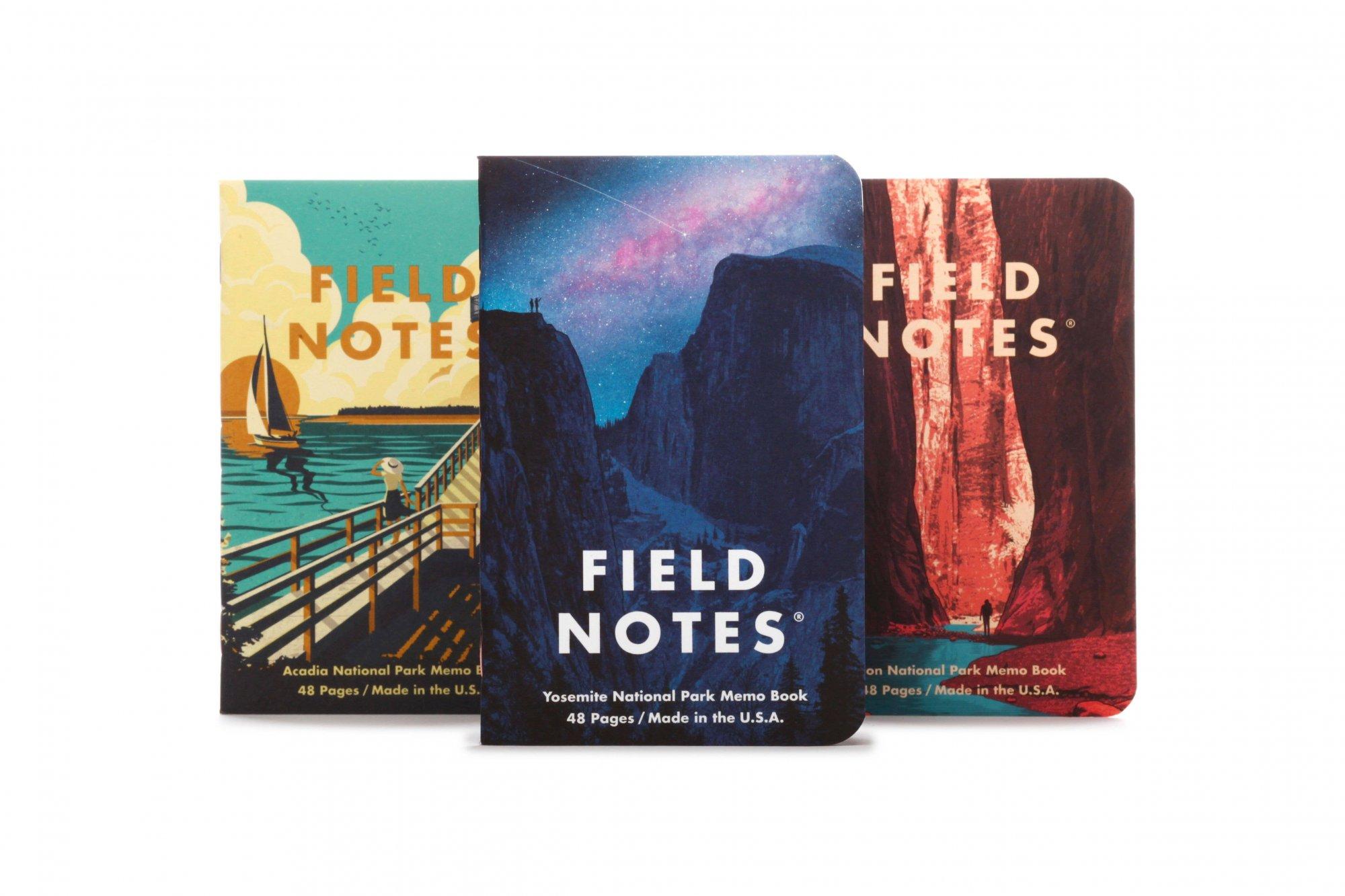 National Parks Notebook