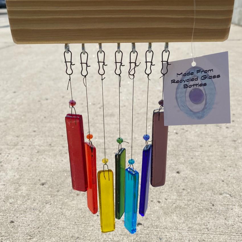 7-Piece Rainbow Tinkler Chime
