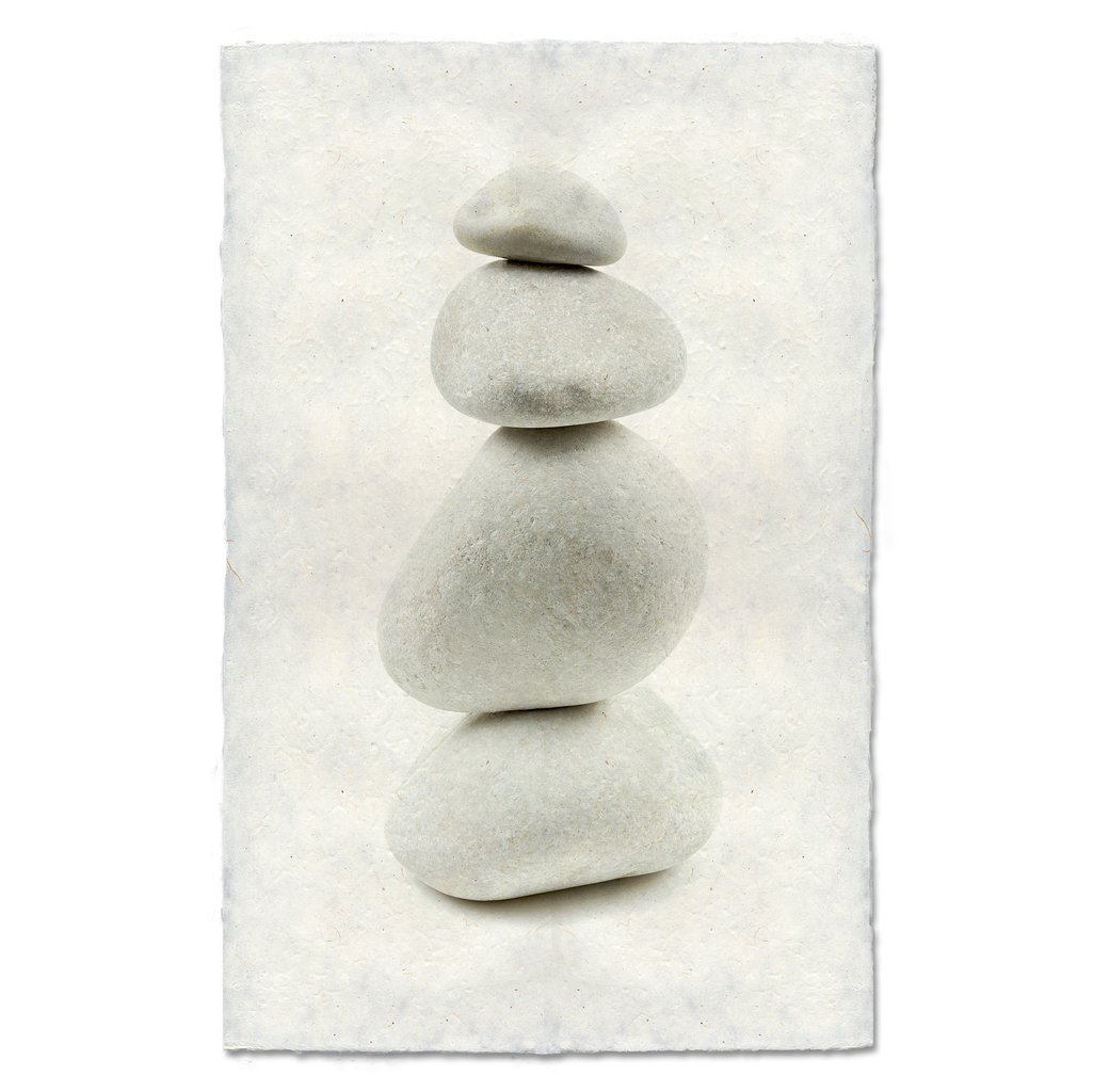 Balanced Cairn #9 Print