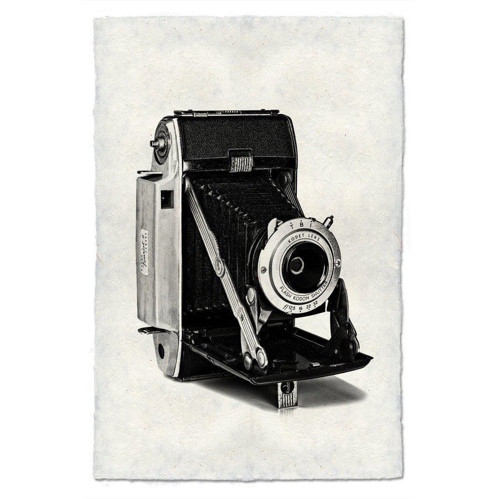 Kodak Tourist II Print