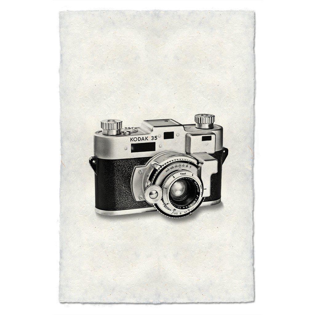 Kodak 35 Print on Nepalese Paper