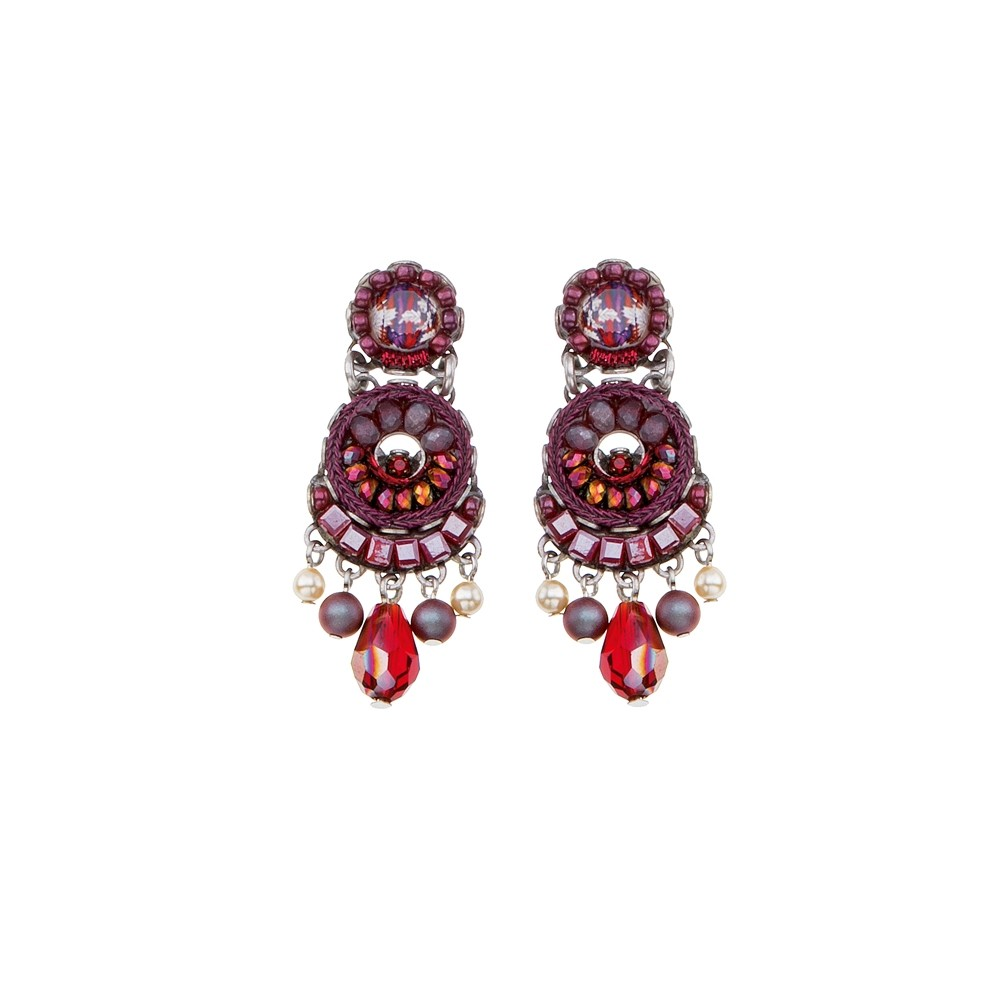 Ruby Tuesday Ellen Earrings