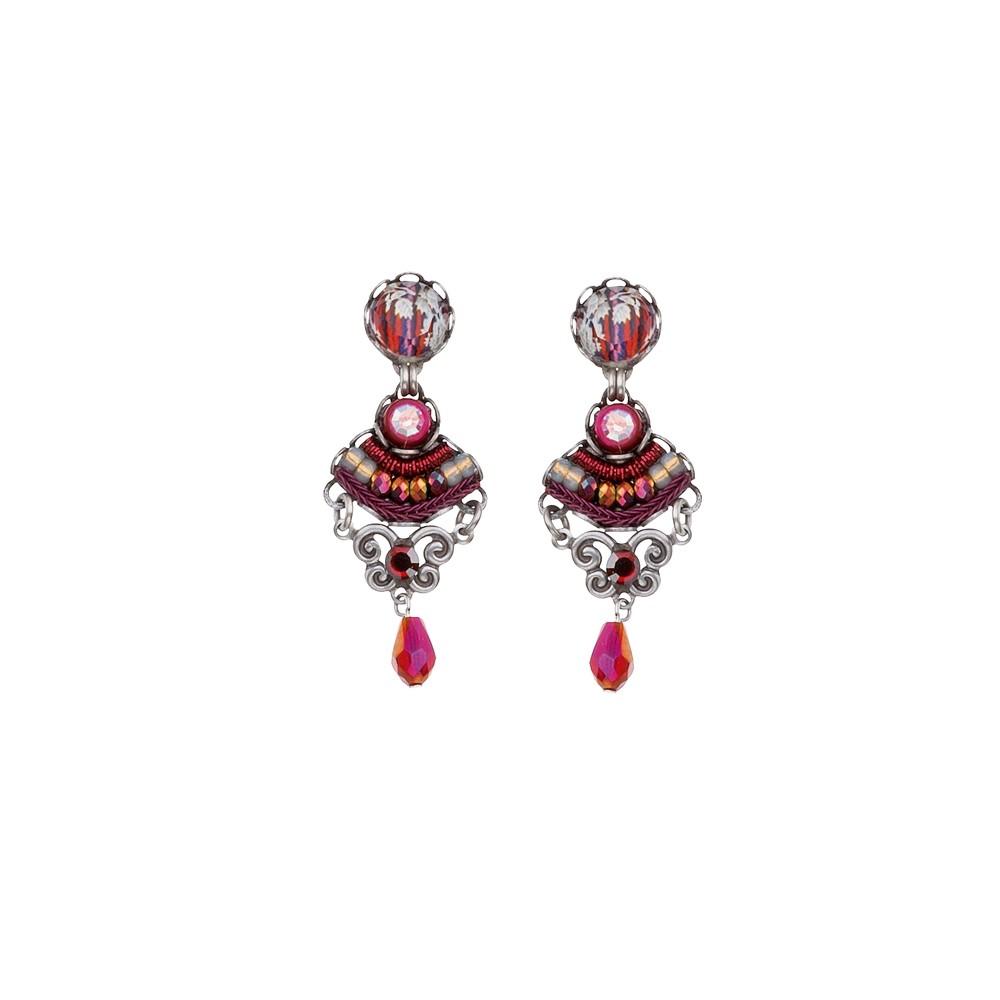 Ruby Tuesday Jacinta Earrings