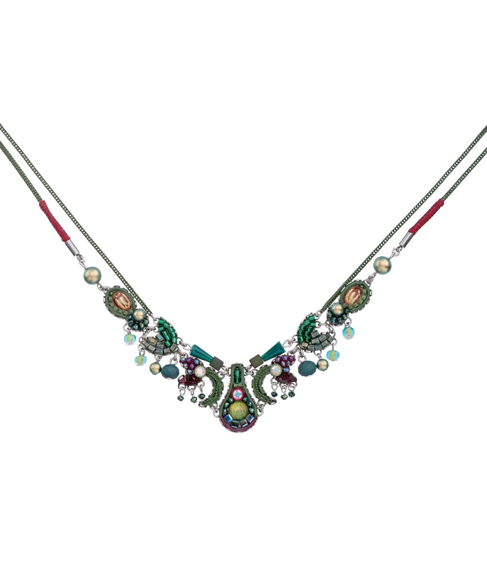 Summer Lawn Spectra Necklace
