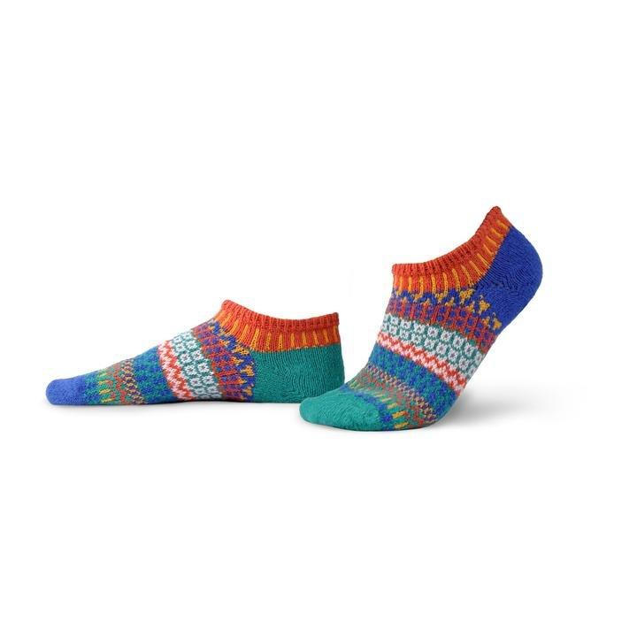 Cayenne Adult Ankle Socks