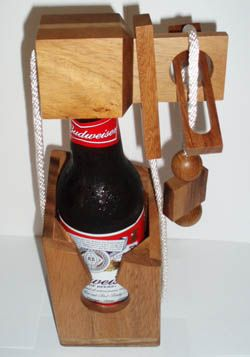 Beer Bottle Puzzle