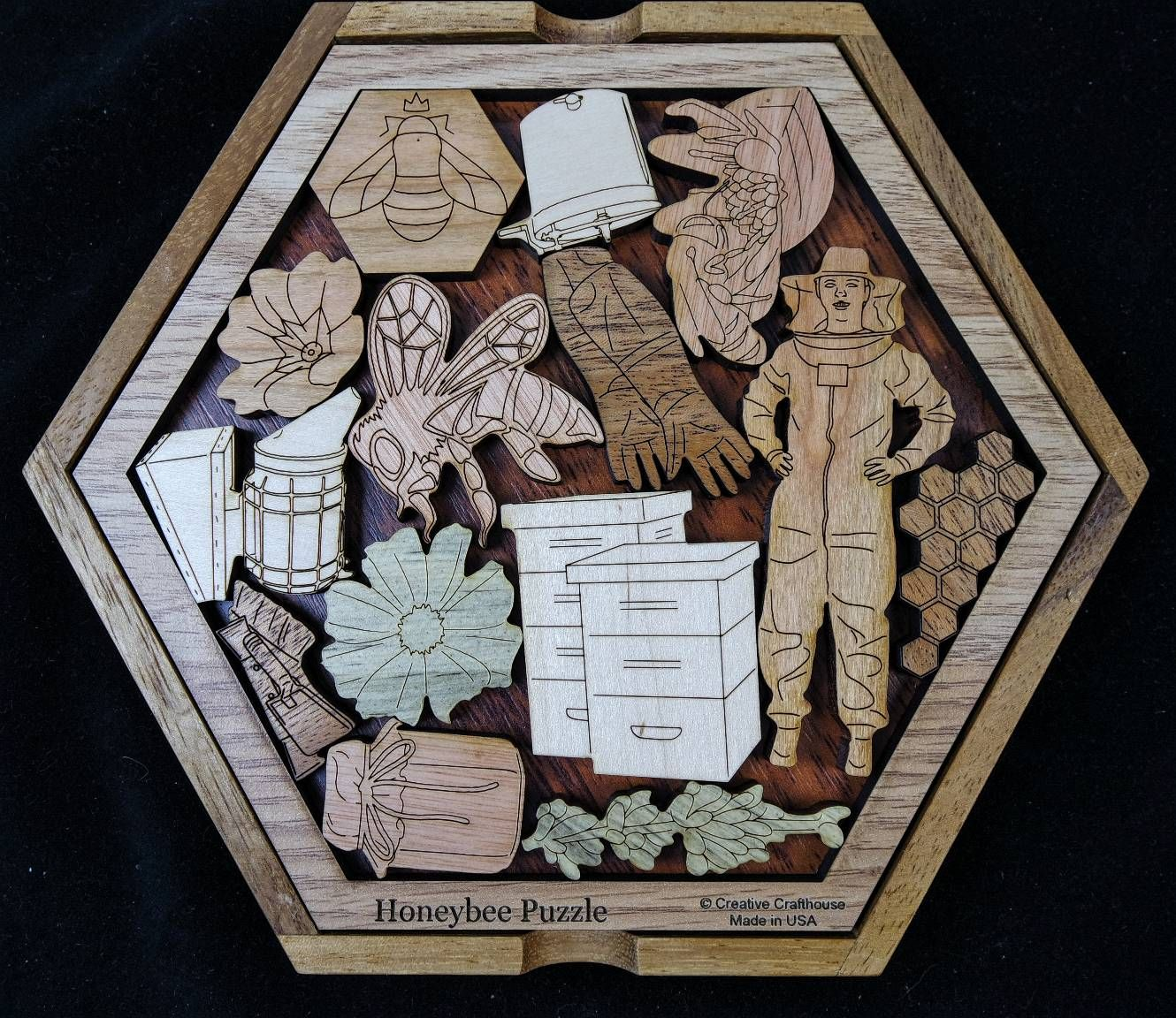 Bee Keepers puzzle