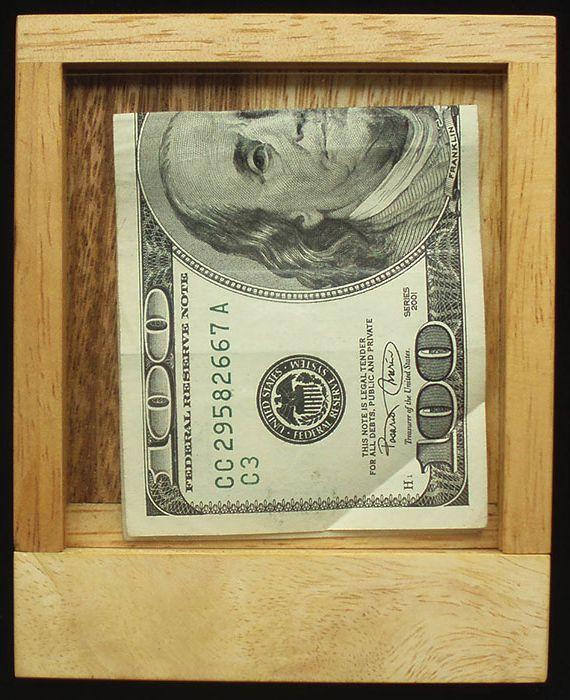 Cash Out Puzzle