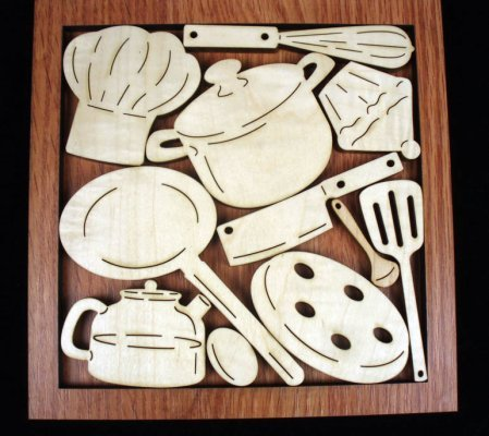 Cooking puzzle