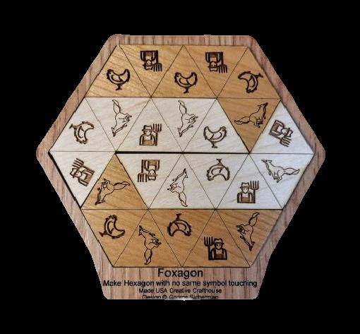 Foxagon Puzzle