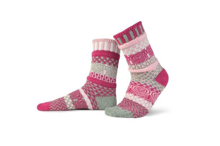 Cupid Adult Crew Socks