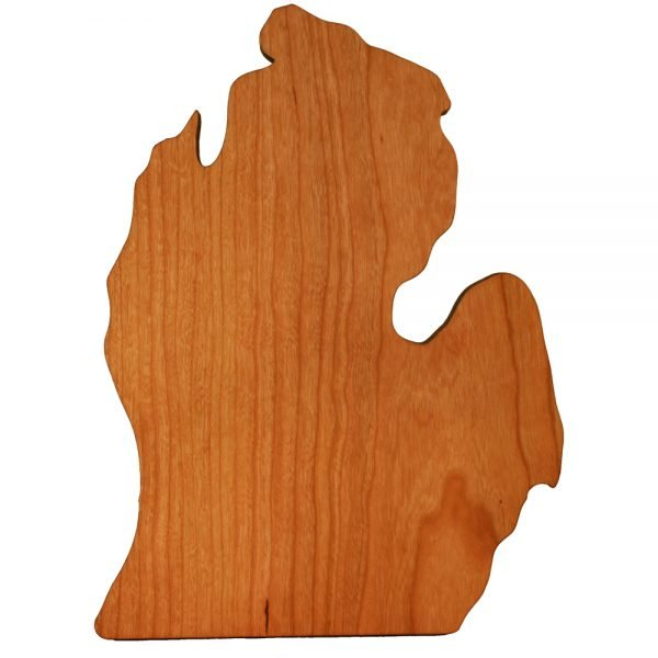 Michigan LP Cutting Board in Cherry