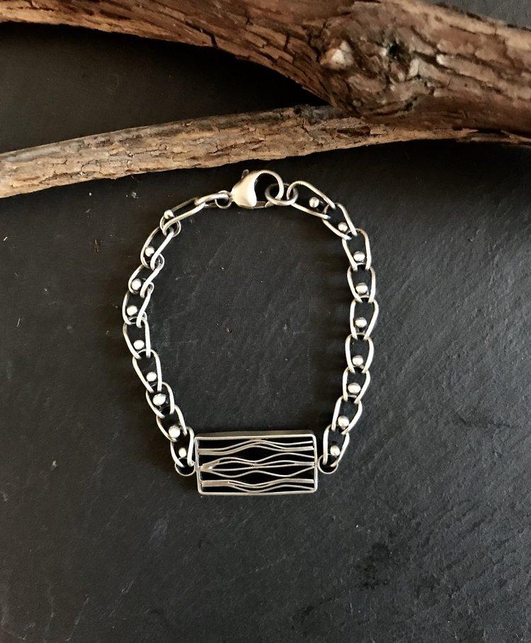 Dot Ripple Bracelet