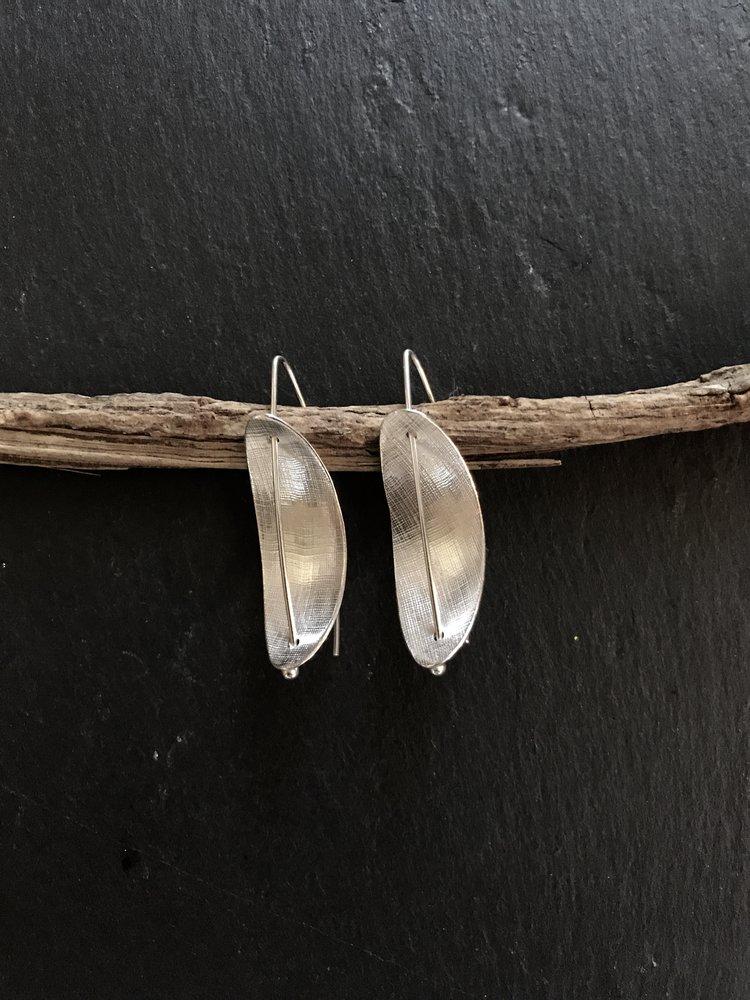Thread Thru Earrings