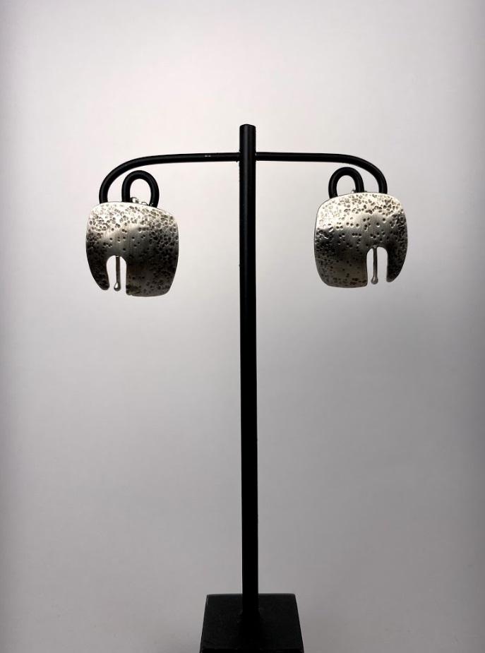 Hidden Door Earrings