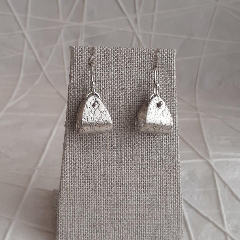 Small Easy Fold Earrings