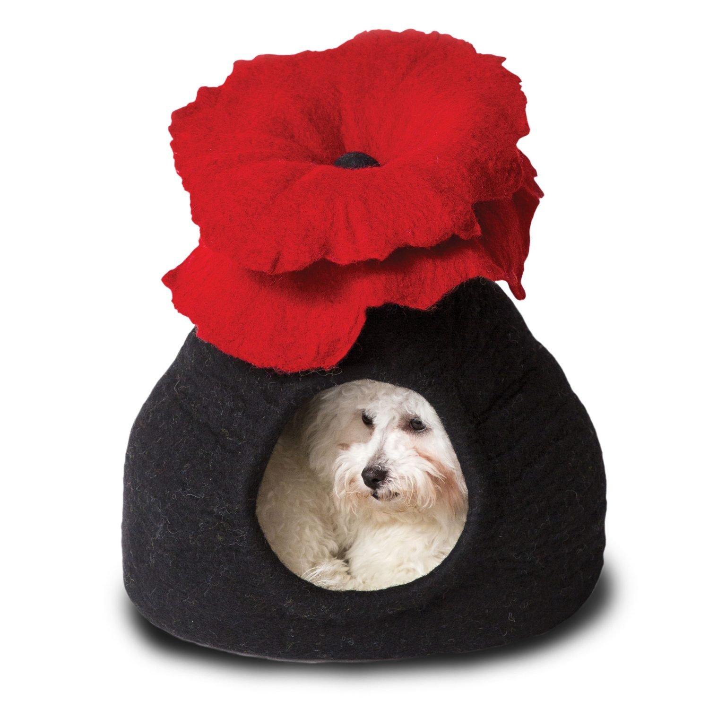 Felted Bouquet Pet Cave