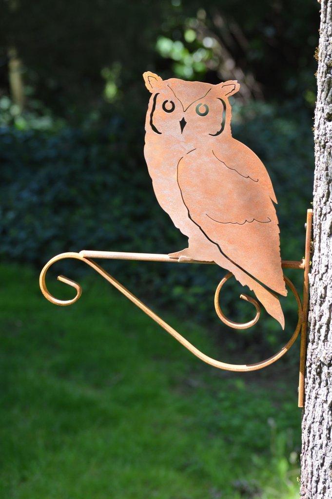 Owl Plant Hanger