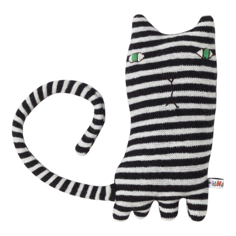 Mono Cat Knit Doll