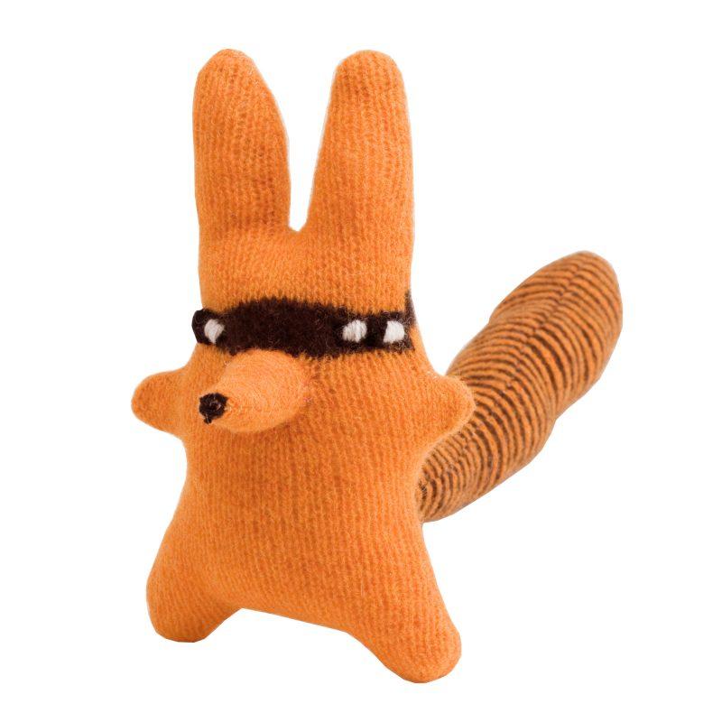 Rill Knit Doll