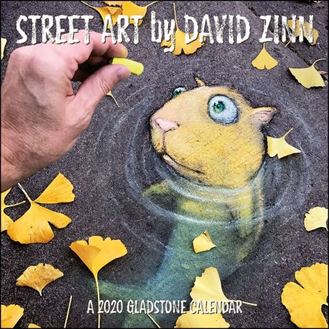 David Zinn 2020 Calendar