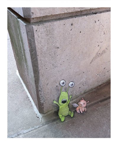 Stories Are For Telling David Zinn Print