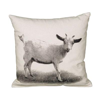Med Baby Goat Pillow