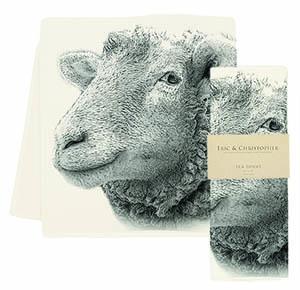 Sheep Kitchen Towel