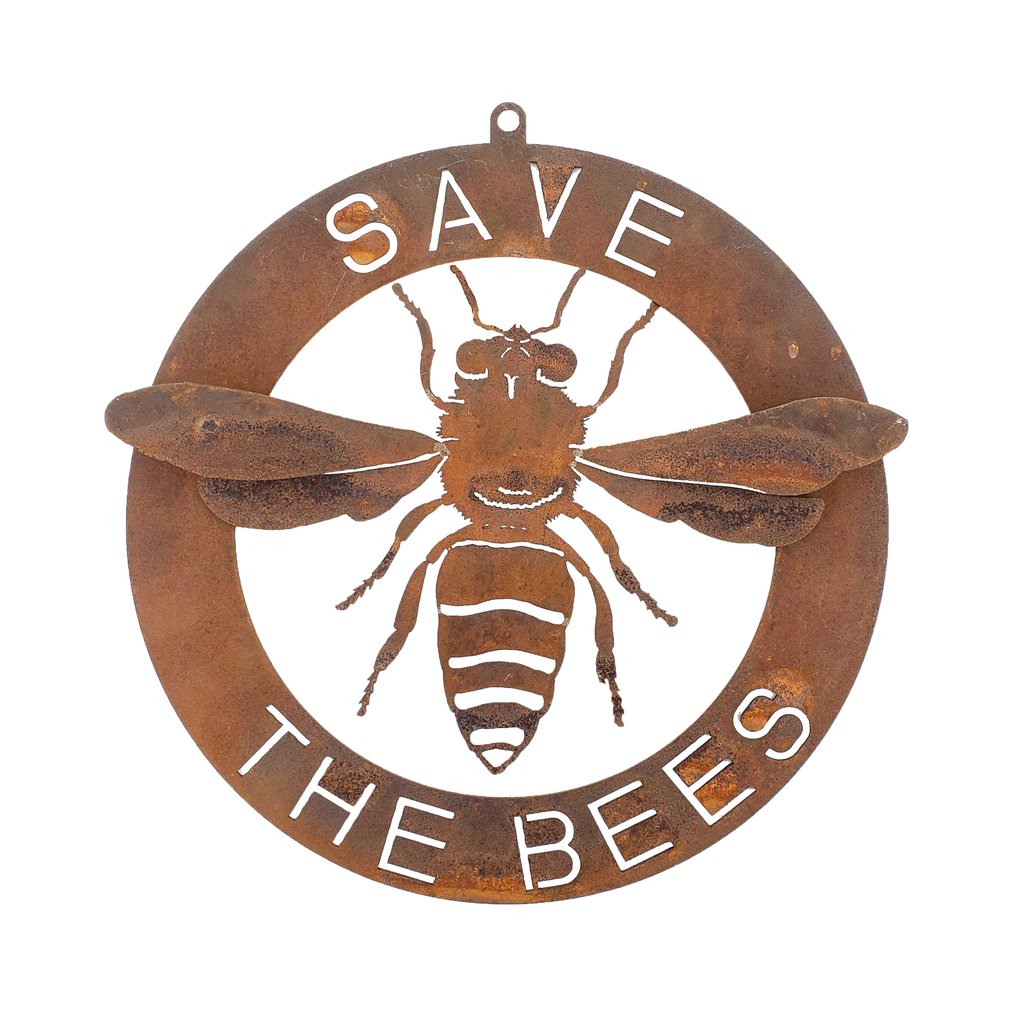 Save The Bees Wall Art