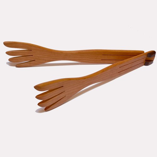 Inside-Out 12 Salad Tongs