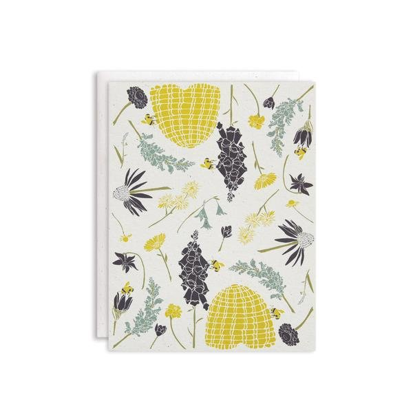 Honeybee Garden Card Set/8